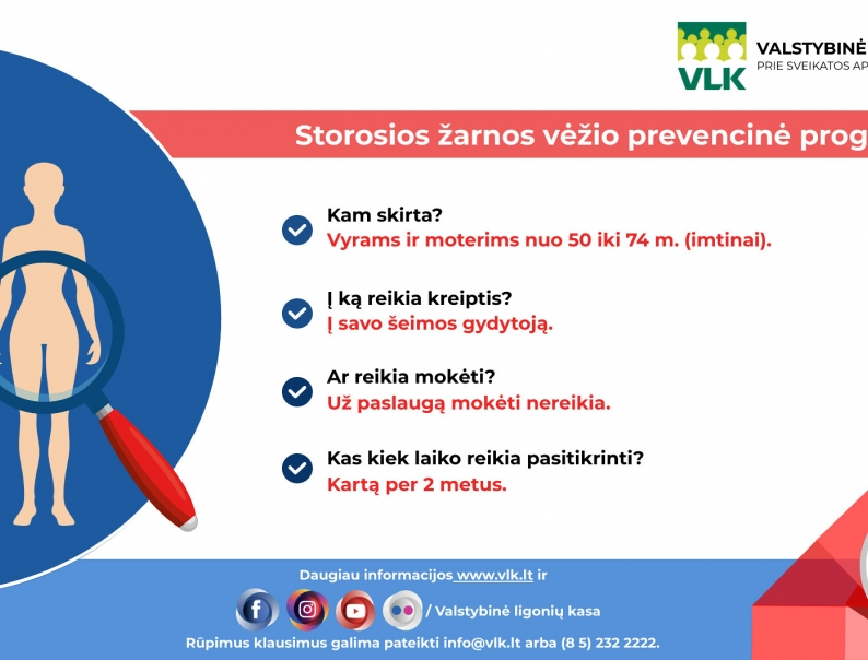 prevencinė moterų sveikatos priežiūra)